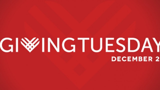 Giving Tuesday Slider